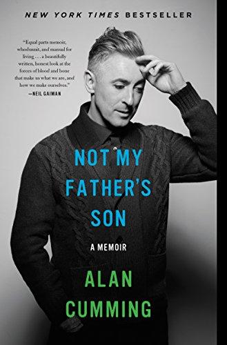 Memoir by Alan Cumming
