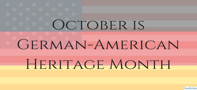 Celebrating German-American Heritage Month