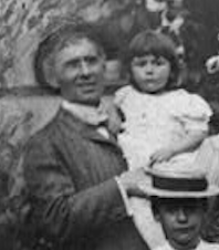 Emile Berliner with child