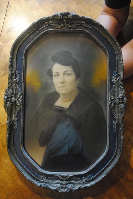 Anna Stevens Identifying