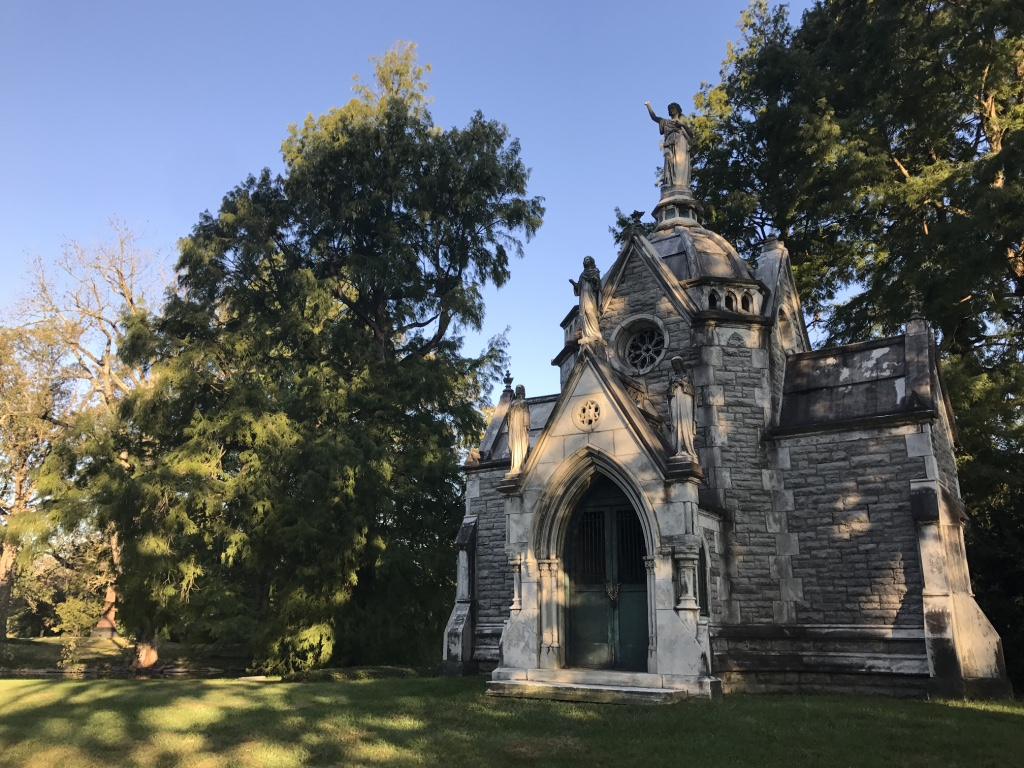 Spring Grove Cemetery Visit Day All Souls