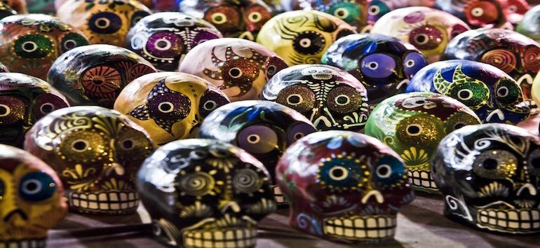 Sugar Skulls Día de los Muertos History