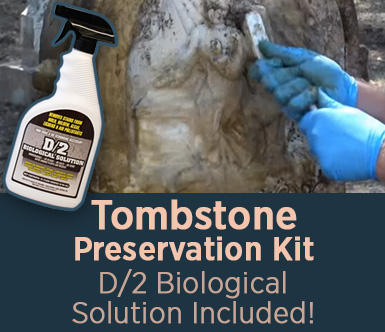 Tombstone Preservation Kit