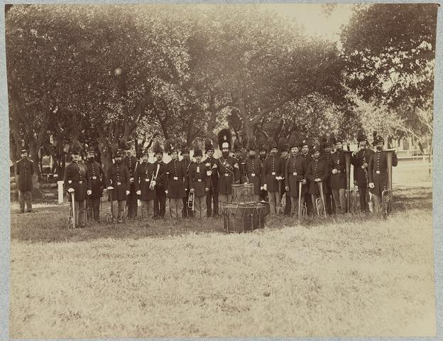 civil war musicians