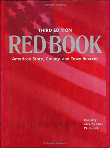 Ancestry's Red Book cover image