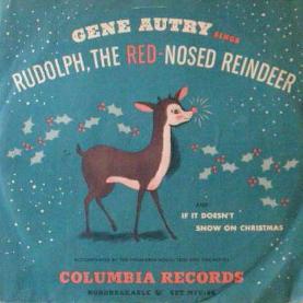 Rudolph Christmas Album