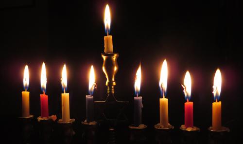 holiday traditions hanukkah menorah
