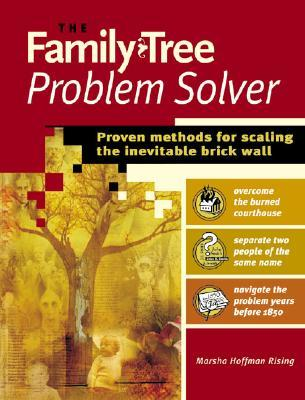 The Family Tree Problem Solver book cover