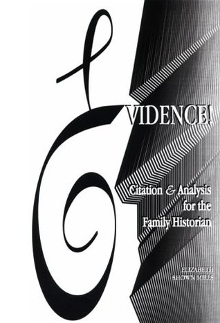 Evidence! Citation and Analysis cover