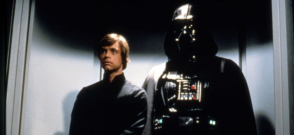 "The Star Wars family tree doesn't end with ""Luke, I am your father."""