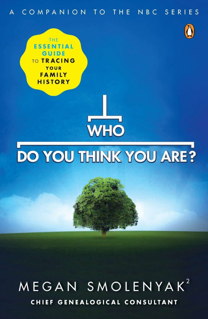 Who Do You Think You Are? book cover