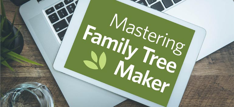 4 reasons you should use Family Tree Maker to build your family tree.
