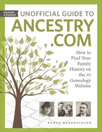 Discover your family on Ancestry.com with this amazing Unofficial Guide to Ancestry.com
