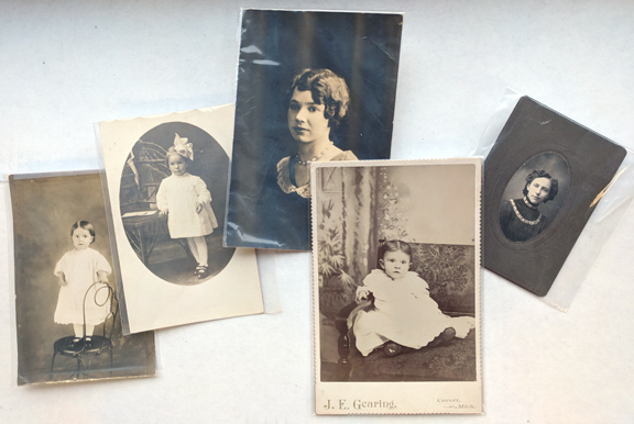 Identifying Old Photos