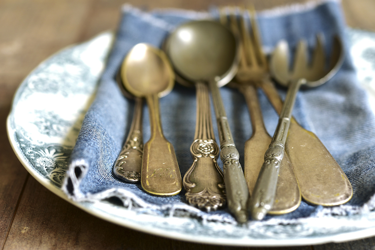 heirlooms family passing along how-to tips inherited