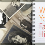 Learn How to Write Your Family History