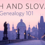 Czech and Slovak Genealogy Online Course