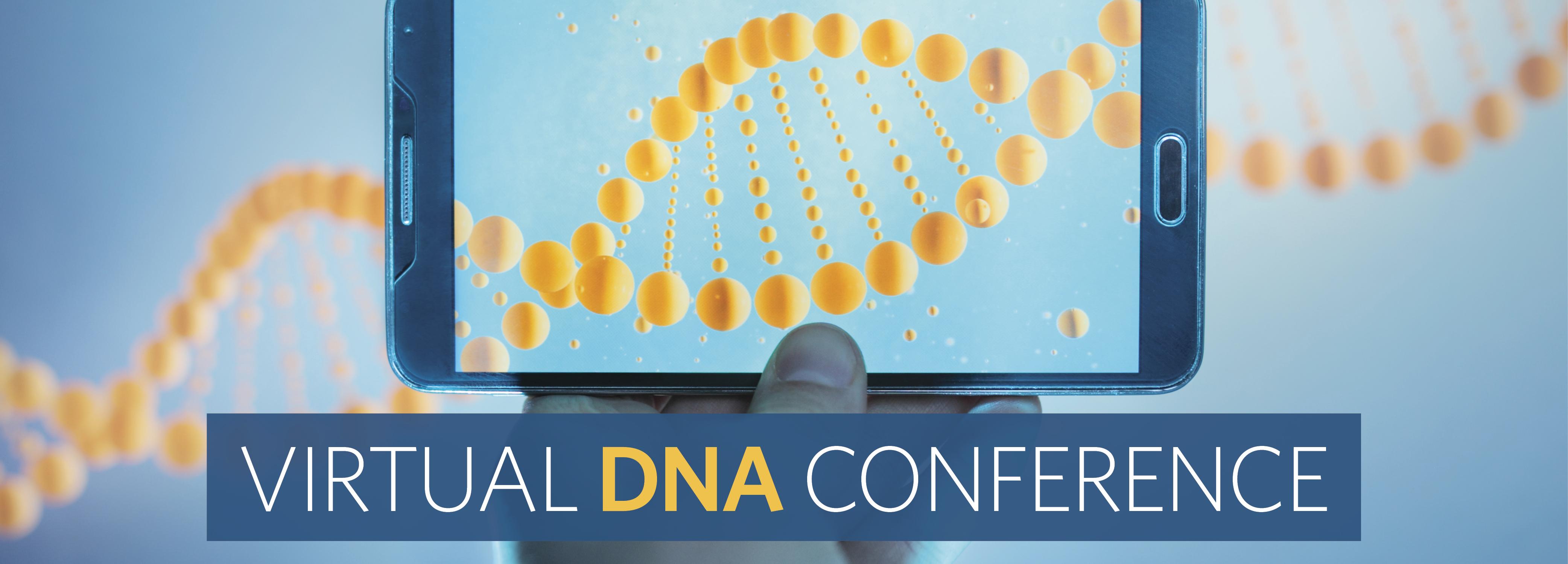 Virtual DNA Conference Online Workshop