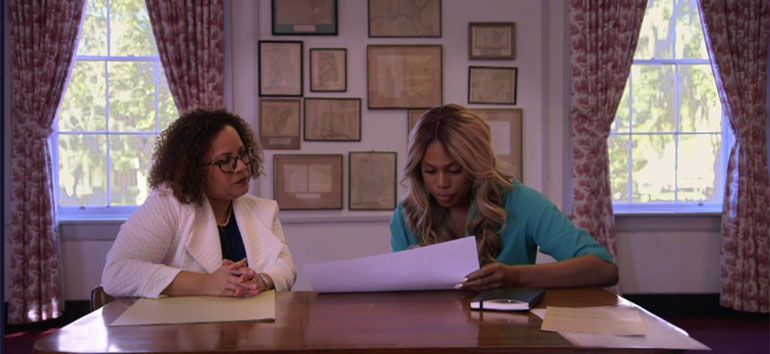 Who Do You Think You Are? Laverne Cox