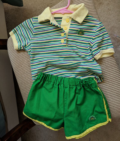 outfit mom sewed