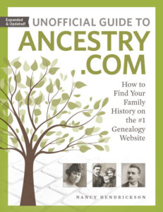the unofficial guide to ancestry.com