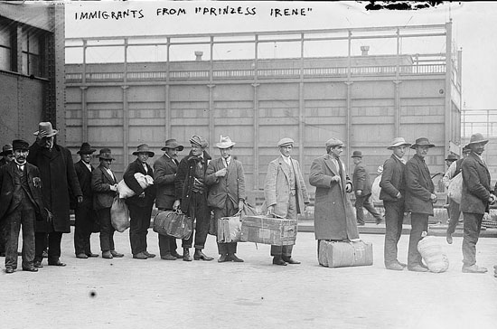 myths immigrant ancestors