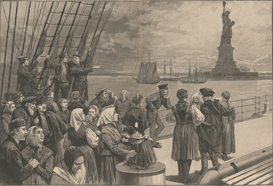 myths about immigrant ancestors