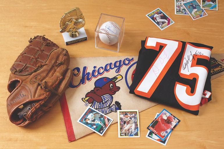 Saving Sports Memorabilia