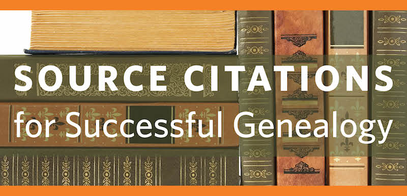 citation citing genealogy resources tips how-to