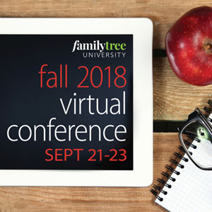 Fall 2018 Virtual Conference DNA