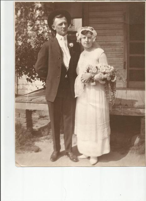 wedding photo identification yearbook