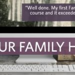Digitize Your Family History