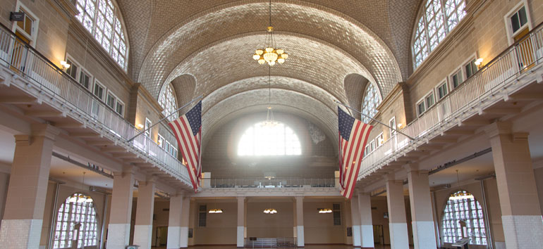 Ellis Island Immigration Passenger Lists