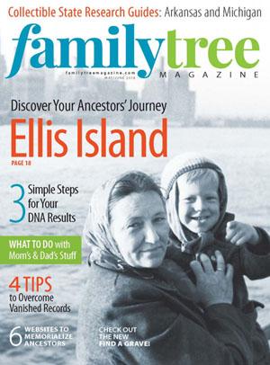 Ellis Island Immigration Passenger Lists