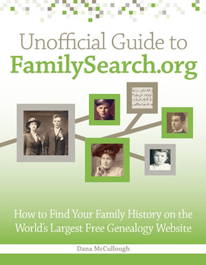 Unofficial Guide to FamilySearch