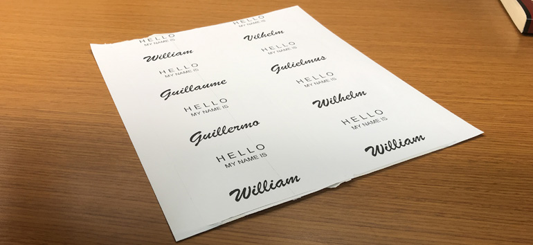 William? Guillaime? This name translation chart will help you sort out first names across different languages.