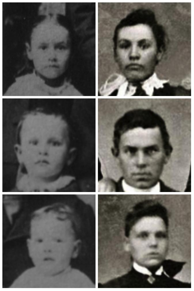 cousins photo mysteries
