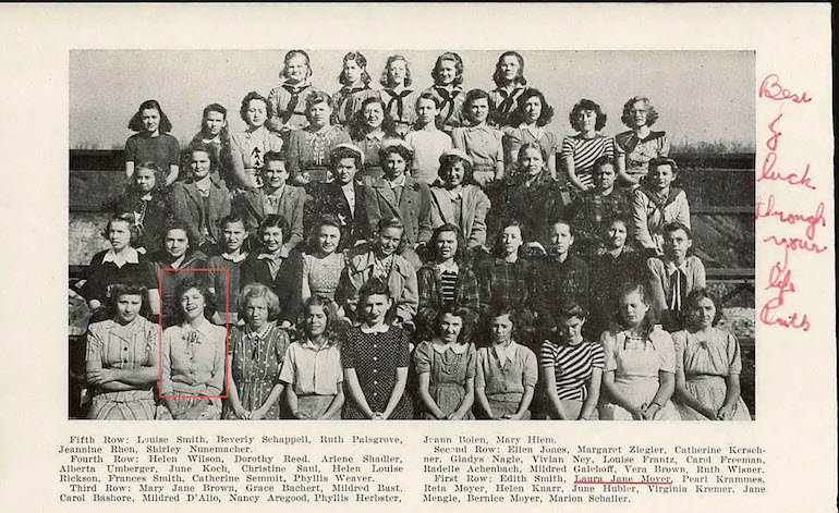 ancestry yearbook