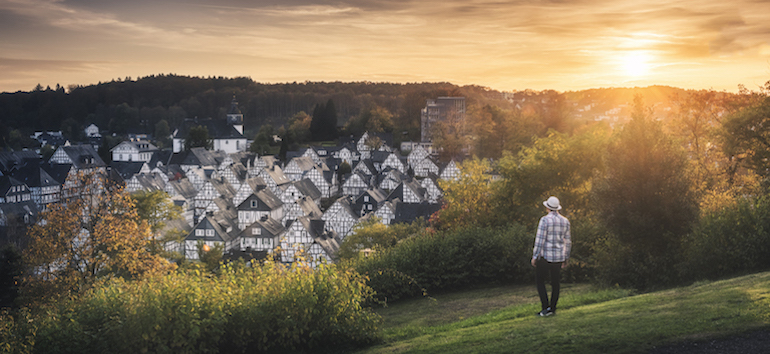 german towns name