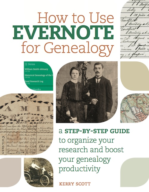 evernote genealogy downloads