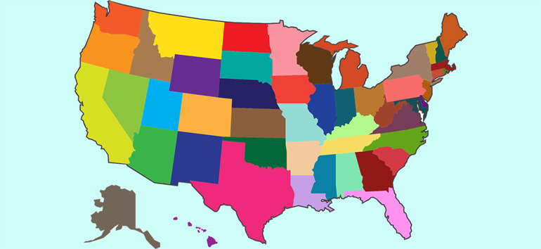 State censuses vary by state, but can serve as useful substitutes to the decennial federal census.