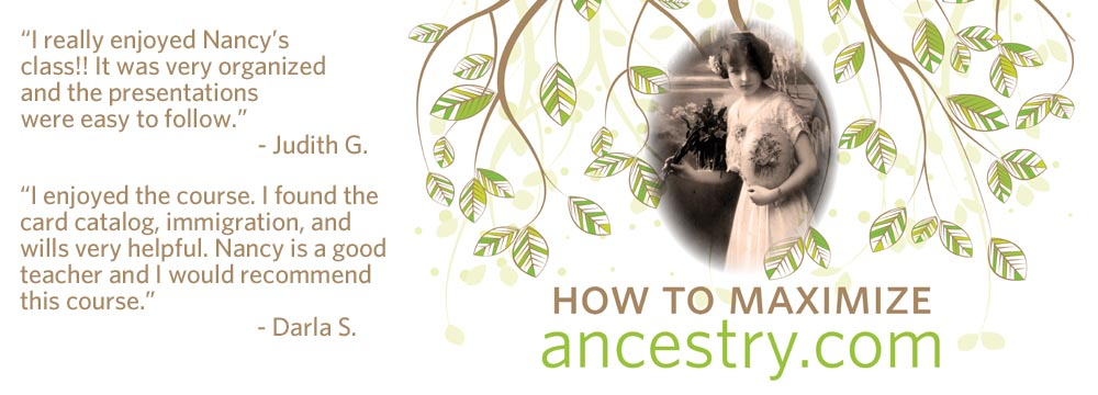 How to Maximize Ancestry.com Search