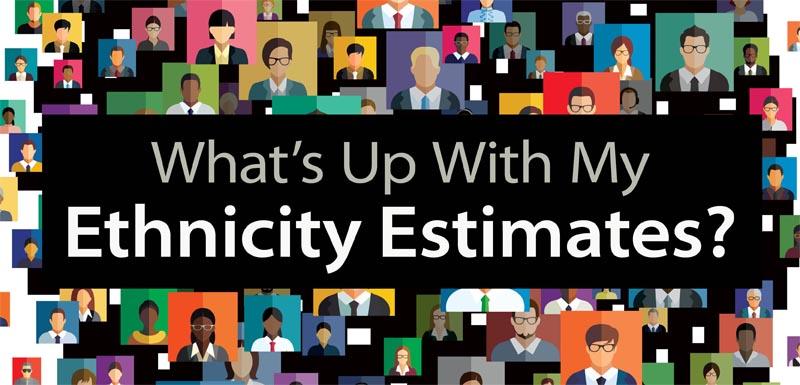 Ethnicity Estimates live webinar