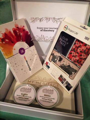 MyHeritage Family Discovery Kit