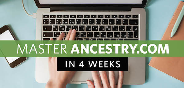 Ancestry search