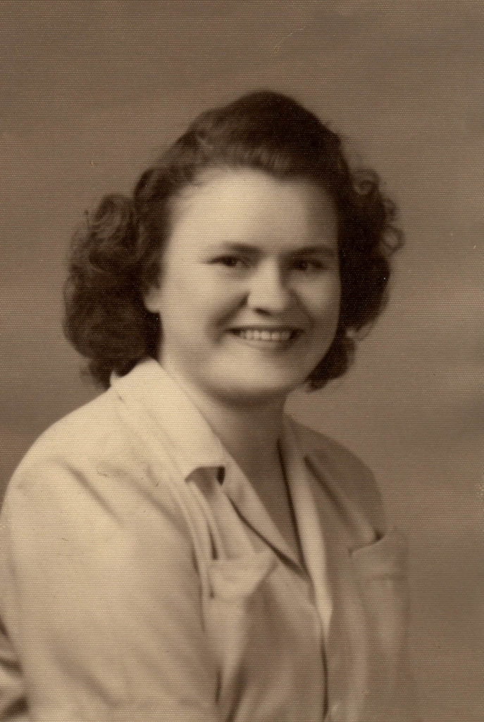 Photo of a half-sister found via DNA match.