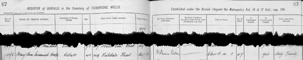 How I Did It: Victorian Ancestor