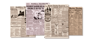 The U.S. newspaper collections of MyHeritage have been growing!
