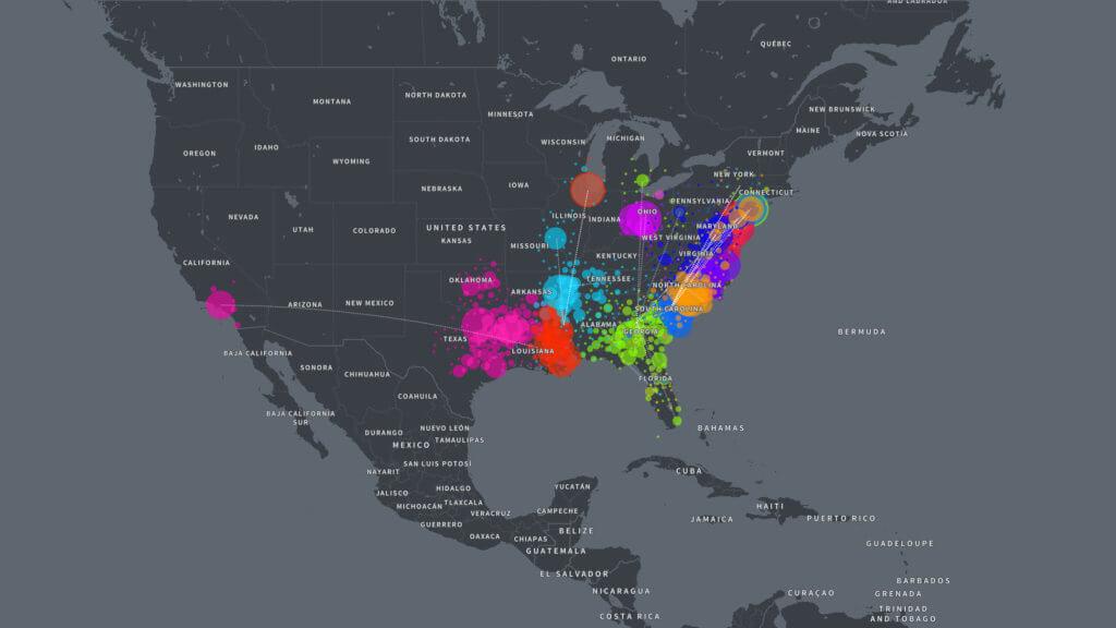 African American AncestryDNA