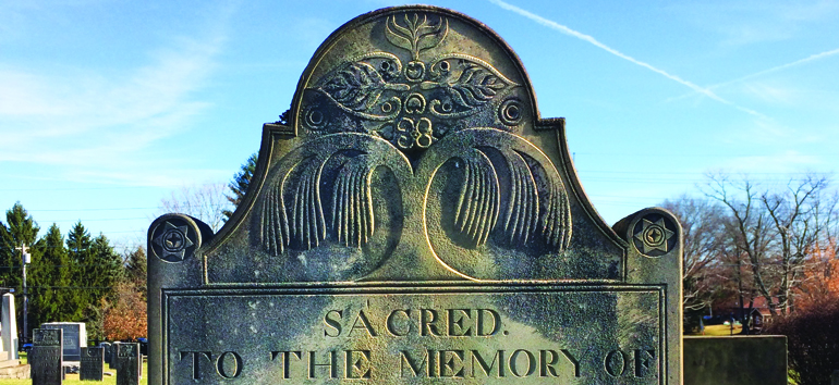 Take better, clearer tombstone photographs with these five easy steps.